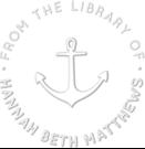 Picture of Matthews Library Embosser