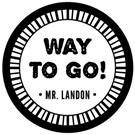 Picture of Landon Teacher Stamp
