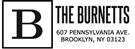 Picture of Burnett Rectangular Address Stamp