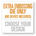Picture for category Extra Embosser Die