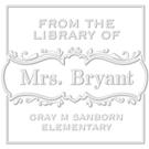 Picture of Bryant Teacher Embosser
