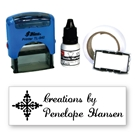 Picture of Penelope Textile Labeling Kit