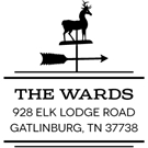 Picture of Ward Address Stamp