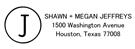 Picture of Jeffreys Rectangular Address Stamp