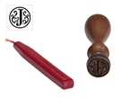 Picture of Wax Seal 'J'