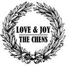 Picture of Chen Wood Mounted Holiday Stamp