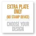 Picture for category Extra Stamp Plate