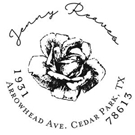 Picture of Jenny Address Stamp