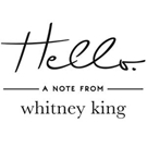 Picture of Whitney Social Stamp
