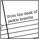 Picture of Jackie Wood Mounted Teacher Stamp
