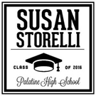 Picture of Storelli Wood Mounted Graduation Stamp