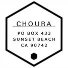 Picture of Choura Wood Mounted Address Stamp