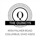 Picture of Quincy Wood Mounted Address Stamp