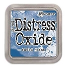 Picture of Tim Holtz Distress Oxide Ink Pad: Faded Jeans