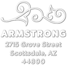 Picture of Armstrong Address Embosser