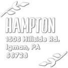 Picture of Hampton Address Embosser