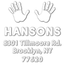 Picture of Hanson Address Embosser
