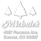 Picture of Michalek Address Embosser