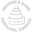 Picture of Heather Wedding Embosser