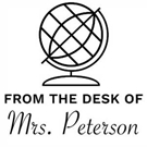 Picture of Peterson Teacher Stamp