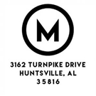 Picture of Murphy Wood Mounted Address Stamp