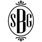 Picture of Blaine Wood Mounted Monogram Stamp